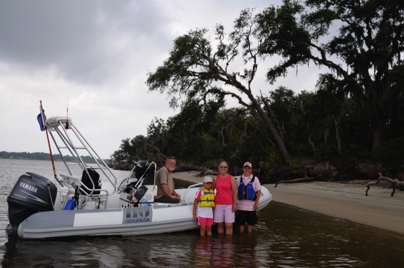 Eco Boat Tours St Augustine
