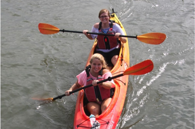 Kayaking in St Augustine, FL with St. Augustine Eco Tours