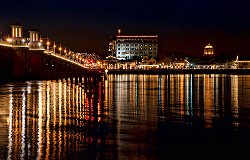 Nights of Lights Boat Tours are something that you don't want to miss in St. Augustine.
