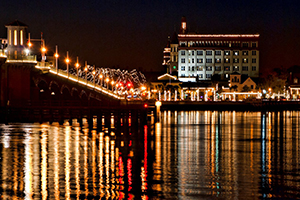 See the city from the water on our Nights of Lights Boat Tours. St Augustine Eco Tours
